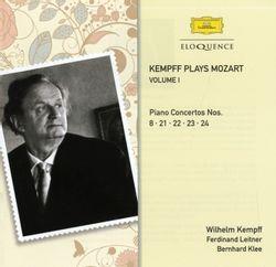 Concerto n°22 en Mi bémol Maj K 482 : Allegro - WILHELM KEMPFF