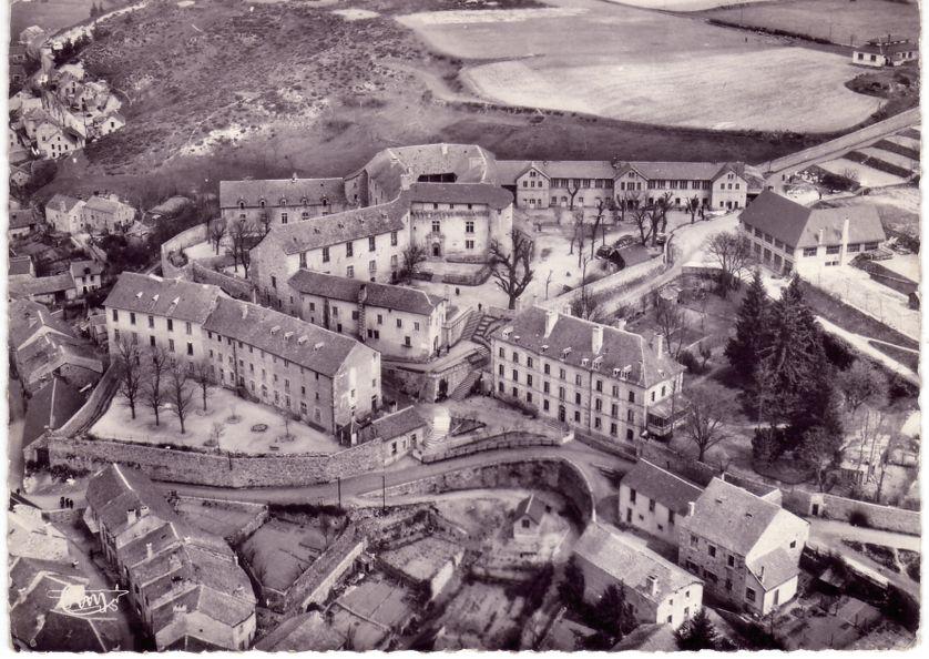 L'Hôpital psychiatrique de Saint-Alban en 1950