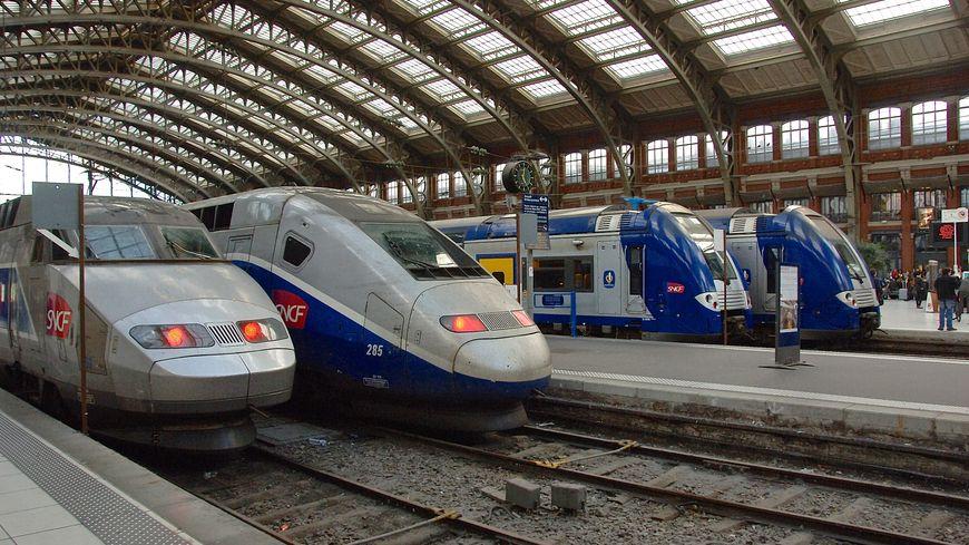 Le 5 décembre, une journée nationale de mobilisation devrait plus fortement toucher le trafic des TGV Nord