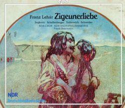 Zigeunerliebe : Ouverture (instrumental)