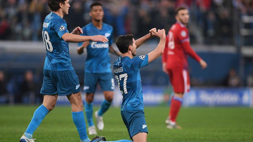 Les Lyonnais se sont inclinés 2 à 0.