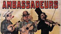 Soyons Burlesque ! avec Grieg, Strauss et Bach
