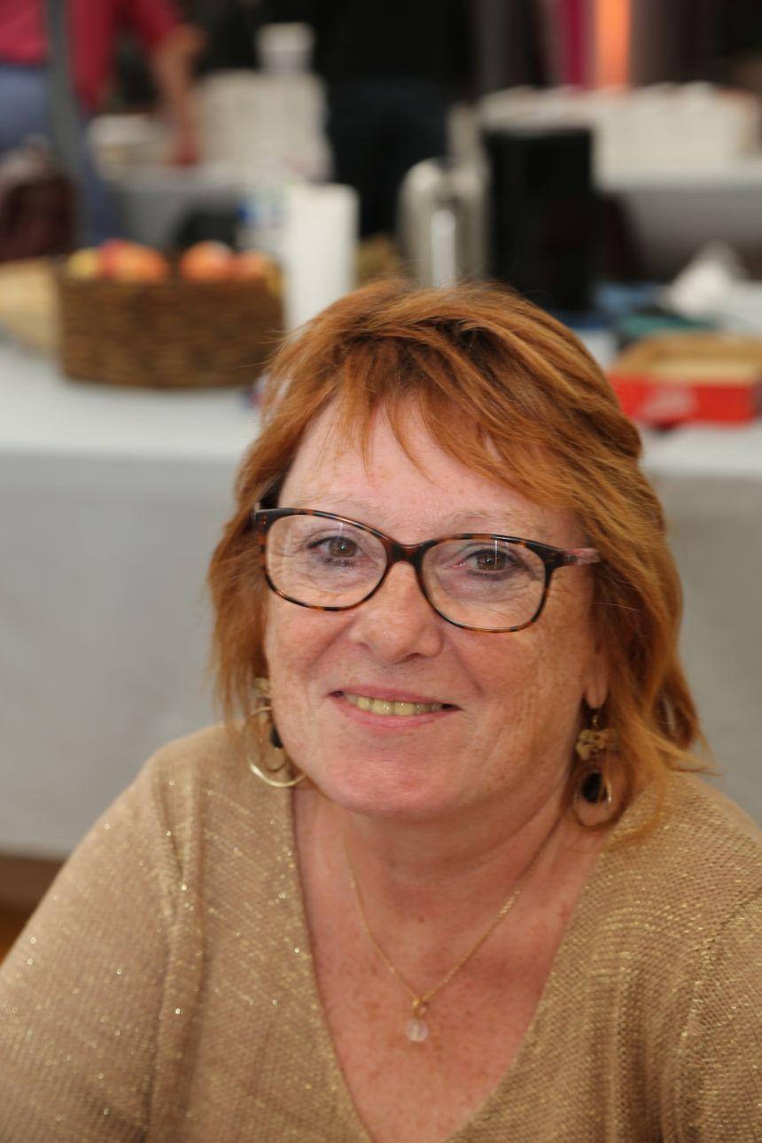 Marie-France Bertaud, blogueuse culinaire