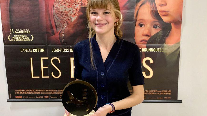 Le film Les Eblouis a été récompensé de la Salamandre d'Or. Céleste Brunnquell a reçu prix d'interprétation féminine.
