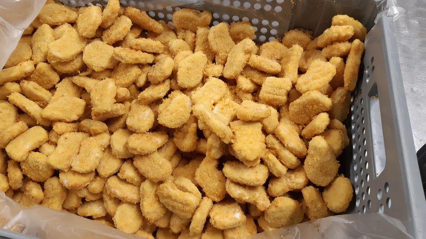 Les éleveurs de volailles de Licques se lancent dans les produits panés : nuggets et cordons bleus, haut-de-gamme.