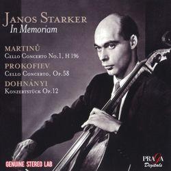 Concerto n°1 H 196 : Allegro - JANOS STARKER