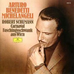 Carnaval op 9 : Eusebius - pour piano - ARTURO BENEDETTI-MICHELANGELI