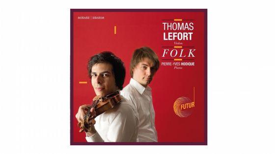 Folk - Thomas Lefort et Pierre-Yves Hodique