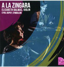 Ballade op 29 - pour violon et cymbalum - ELISABETH BALMAS