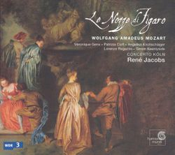 Les noces de Figaro : Voi che sapete (Acte II) Air de Cherubino - ANGELIKA KIRCHSCHLAGER