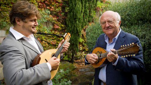 """Vladimir Cosma : """" La mandoline est un instrument à part entière"""""""