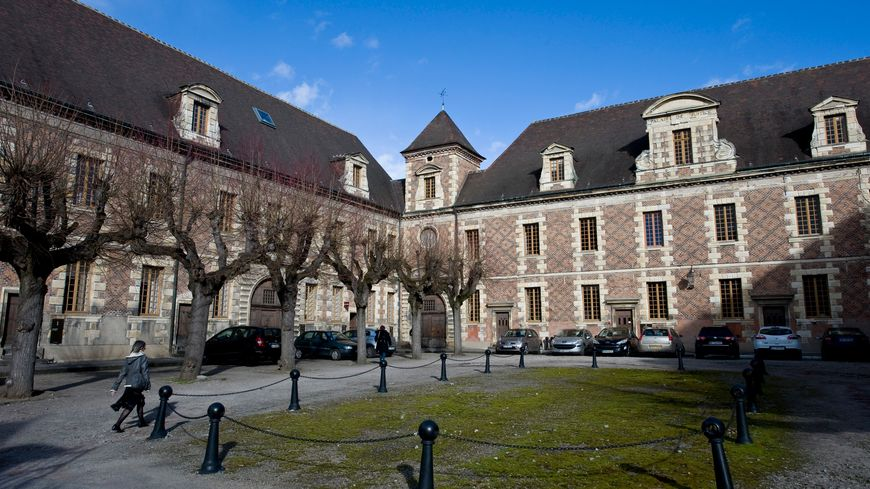 La cour d'assises de l'Allier à Moulins.