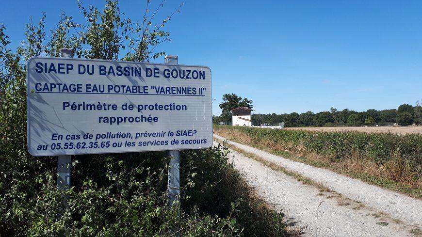 L'eau sera coupée mercredi en raison de travaux de sectorisation du réseau d'eau potable sur le bassin de Gouzon.