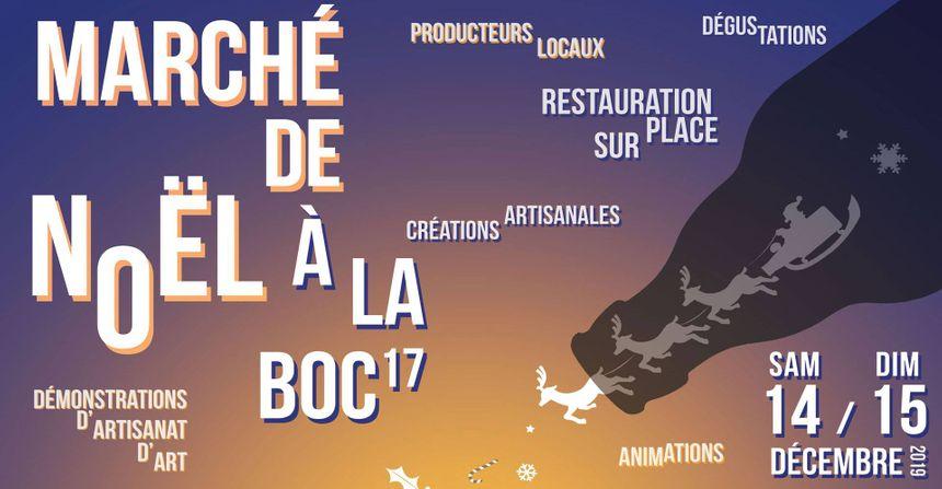 Marché de Noël à la BOC 17 - Pont l abbé D arnoult