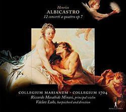 Concerto a quattro en Fa Maj op 7 n°1 : 1. Spirituoso - RICCARDO MASAHIDE-MINASI