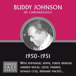 You gotta walk that chalk line (02-08-50) - BUDDY JOHNSON