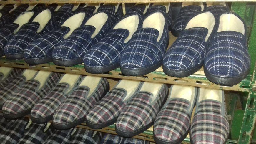 Des pantoufles traditionnelles fabriquées à Montbron