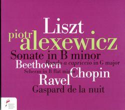 Rondo a capriccio pour piano en Sol Maj op 129 (Die Wut über den verlorenen Groschen) - PIOTR ALEXEWICZ
