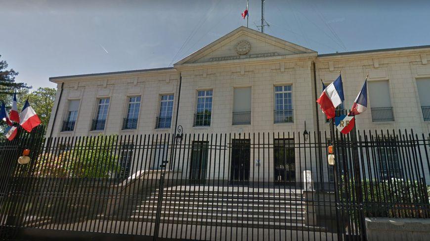 Les locaux du Conseil départemental de l'Indre, à Châteauroux