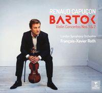 Renaud Capuçon, London Symphony Orchestra et François-Xavier Roth