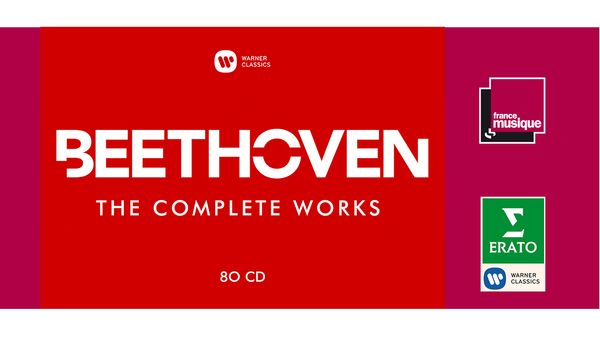Sortie CD : Beethoven - The Complete Works (80 CD)