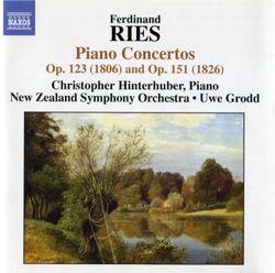 Concerto pour piano en La bémol Maj op 151 Grüss an den Rhein : 3. Rondo : allegro molto - Christopher Hinterhuber
