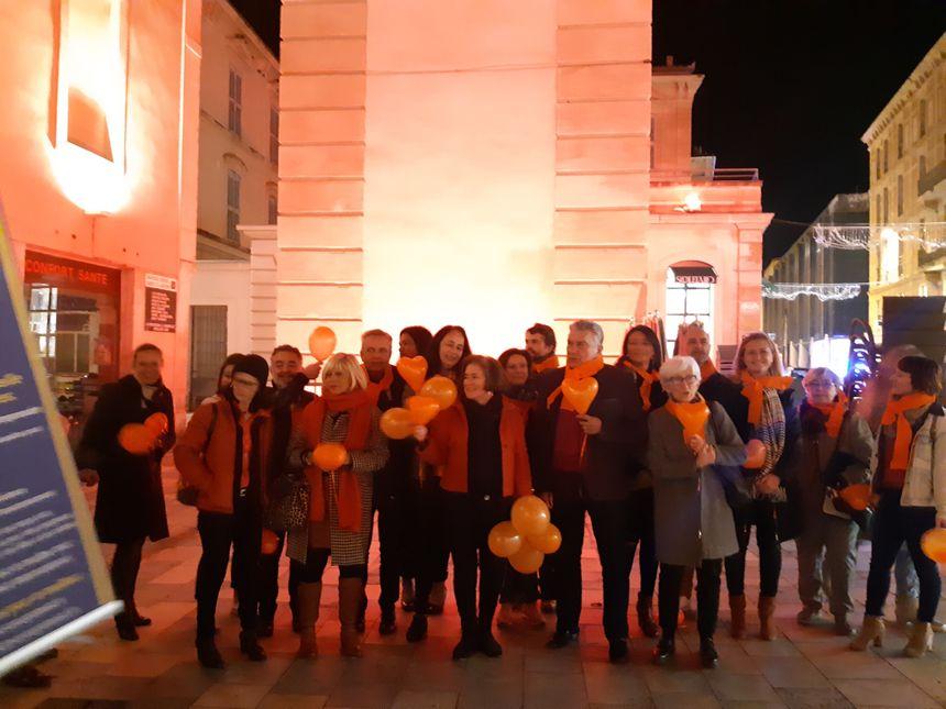 Orange Day à Nîmes