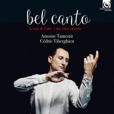 ANTOINE TAMESTIT  CEDRIC TIBERGHIEN sur France Musique