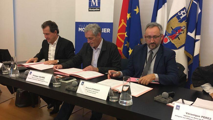La ville de Montpellier, la métropole, la CCI de l'Hérault et l'État investissent plus d'1,5 million d'euros pur dynamiser le center-ville par des animations pour les fêtes de fin d'année