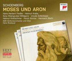 Moses und Aron : Orgie der Trunkelheit und Tanze (Acte II Sc 3) (instrumental)