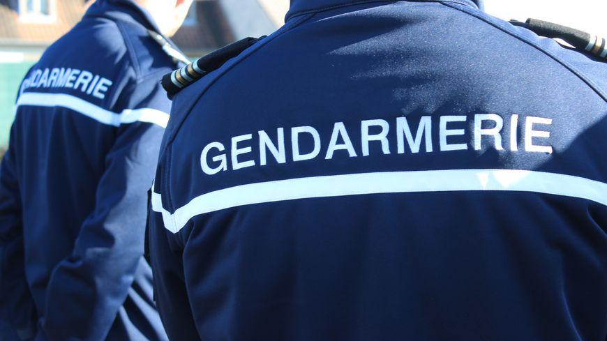 Gendarmes en uniforme (image d'illustration)