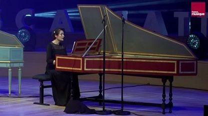 Domenico Scarlatti : Sonate en si mineur (allegrissimo) K. 377 (Giulia Nuti)