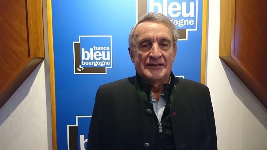 Xavier Mirepoix, président de la CCI de Côte-d'or Dijon métropole