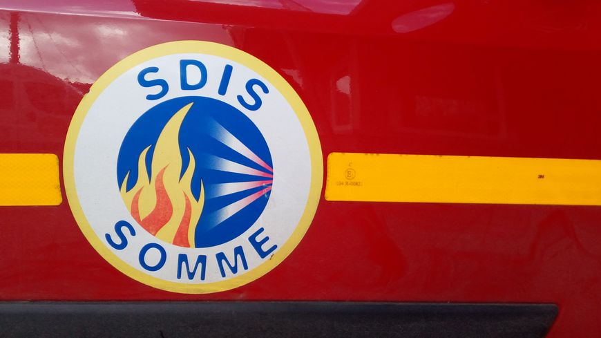 Une voiture de pompiers de la Somme (image d'illustration)