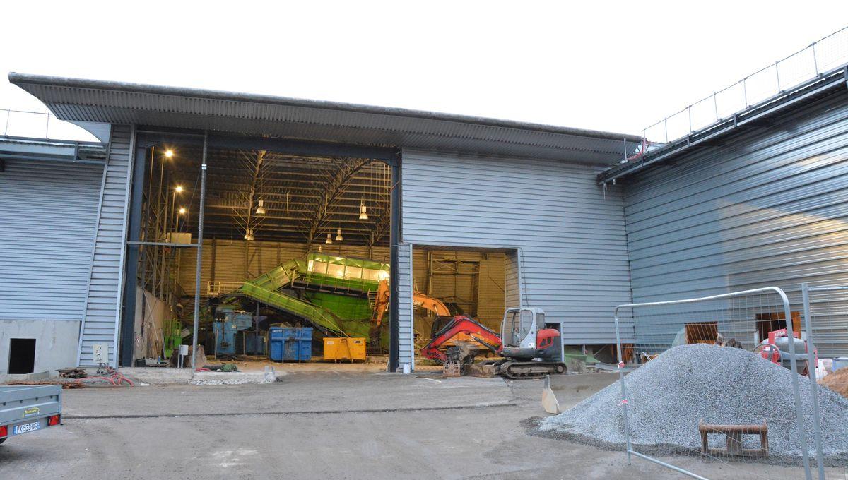 Haute-Vienne : le centre de recyclage des déchets de Beaune-les-Mines va s'agrandir et se moderniser