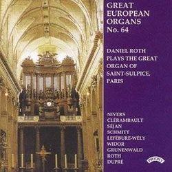 Livre d'orgue pour la magnificat : Et midericordia - DANIEL ROTH
