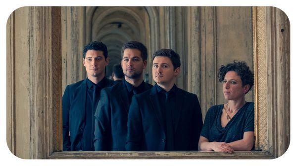 Quatuor Les Anches Hantées