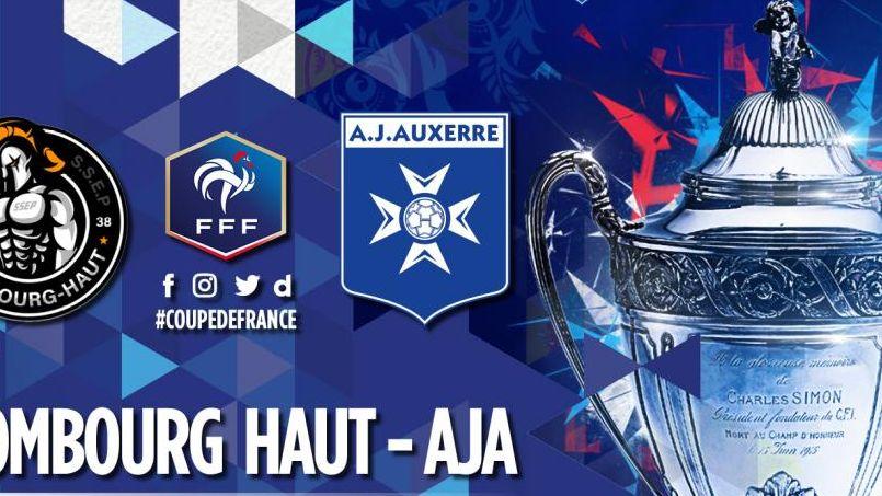 Le match sera à suivre sur France Bleu Auxerre.