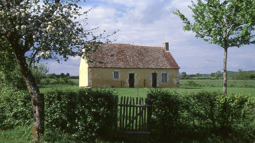 Bordage de la Lambonnière, maison typique du Perche