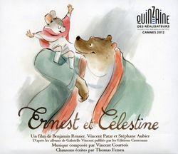 Les retrouvailles d'ernest et célestine - Benjamin Moussay