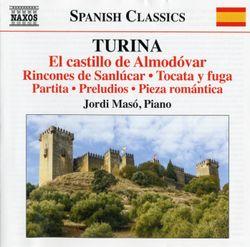 El castillo de Almodovar op 65 :  A plena luz - JORDI MASO