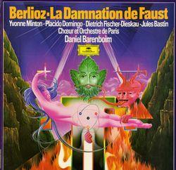 La damnation de Faust : Nature immense impénétrable et fière (Acte IV Sc 16) Faust - PLACIDO DOMINGO
