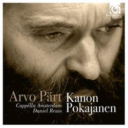 Kanon pokajanen : Prière après le canon - pour choeur a cappella - Daniel Reuss