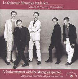 L'âge d'or / op.22 : Polka - Quintette Moragues