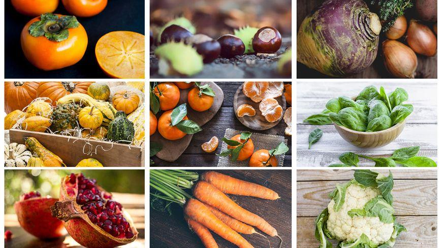 Un plein de vitamines C pour affronter l'hiver