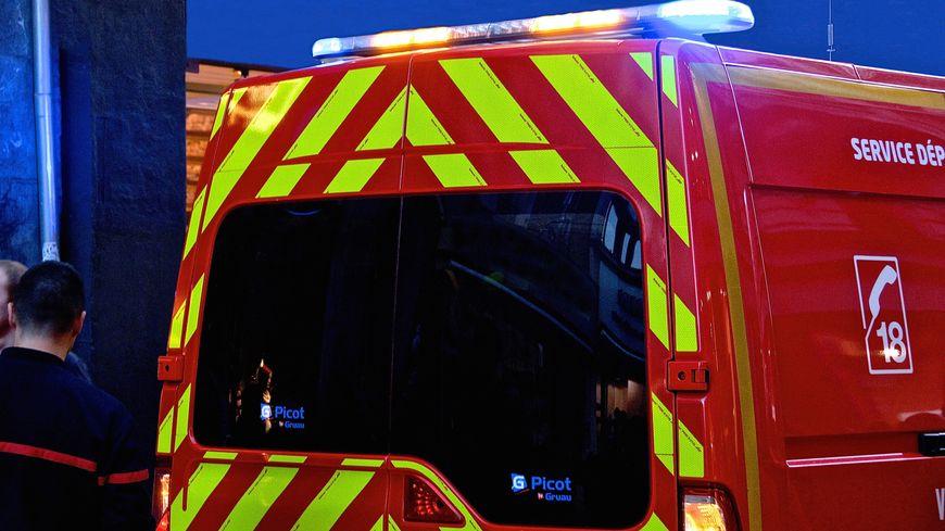C'est dans l'ambulance des pompiers, à Trensacq, qu'une femme de 30 ans a accouché