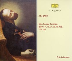 Cantate BWV 189 Meine Seele rühmt und preist : Meine Seele rühmt und preist (Air de ténor) - LUDWIG WALTHER