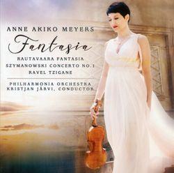 Fantasia - pour violon et orchestre - ANNE AKIKO MEYERS