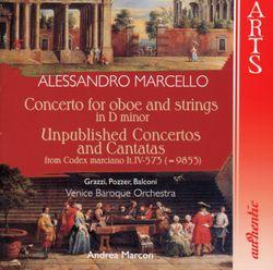 Concerto pour hautbois en ré min : 1. Andante Spiccato - PAOLO GRAZZI