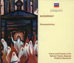La Khovantchina : A my bez dokladu knaz' vot kak (Acte II) Ivan et Golitsin - ZARKO CVEJIC